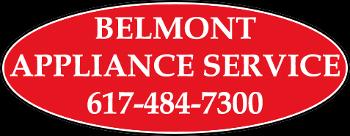 Belmont Appliance Service Repairs Range Dishwasher